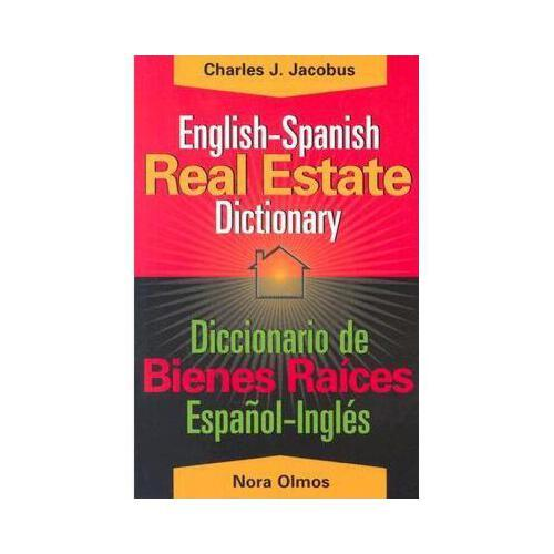 【预订】english-spanish real estate dictionary