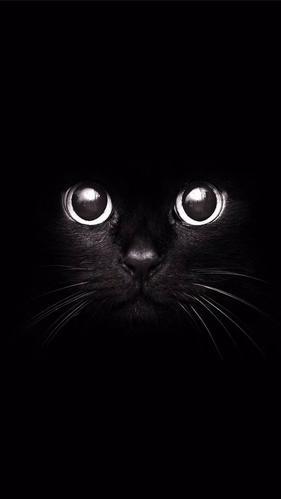 黑色质感壁纸简约漂亮