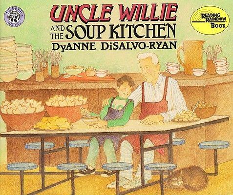 【预订】uncle willie and the soup kitchen
