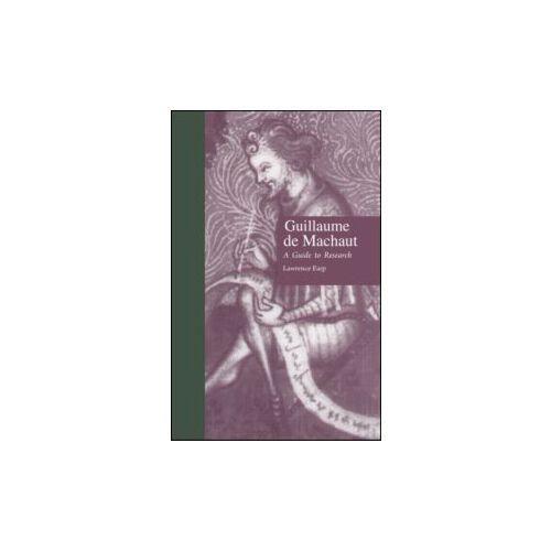 【预订】guillaume de machaut: a guide to research