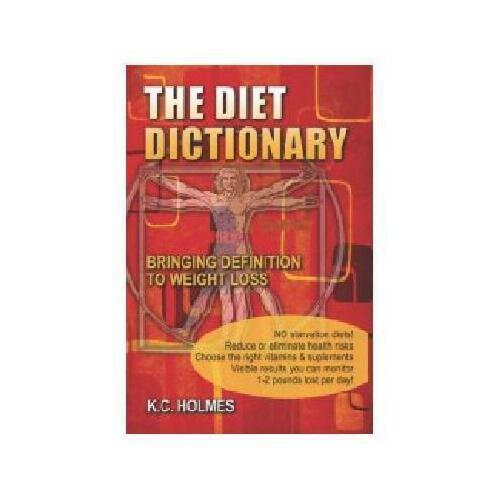 【预订】the diet dictionary: bringing definition