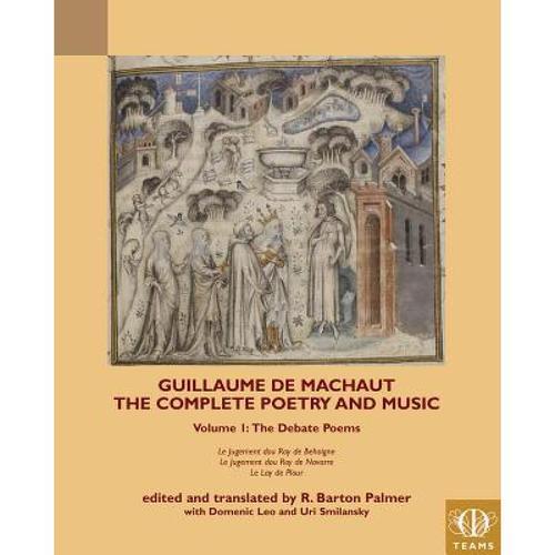 预订 guillaume de machaut, the complete poetry an