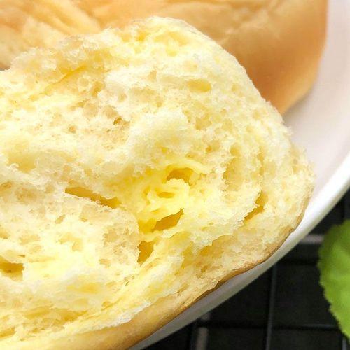 盐津铺子憨豆先生黄油味面包整箱手撕面包网红营养零