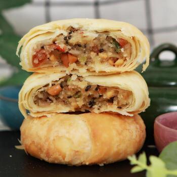月饼五仁月饼老式酥皮五仁月饼散装苏式月饼批发点心糕点2个到5斤