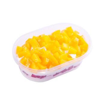 黄桃甜心蛋糕