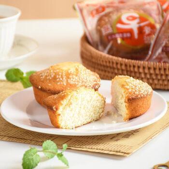 蛋糕早餐面包纯鸡蛋糕糕点早餐食品面包零食整箱小蛋糕 芝麻蛋糕4斤