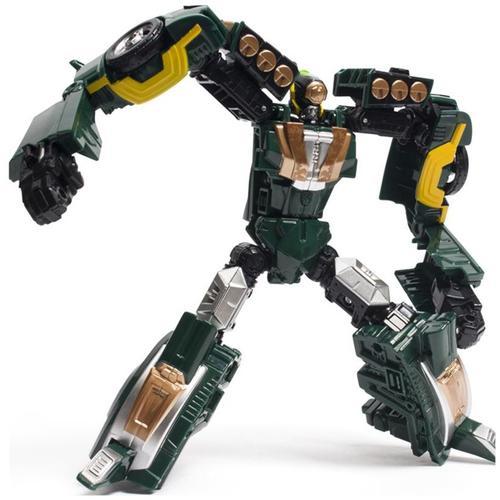 咖宝车神玩具精装版耍宝金刚跑车变形机器人男孩玩具