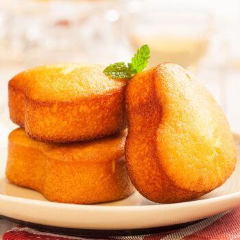 雅觅 肉松拔丝蛋糕代餐健康美味小吃面包点心鸡蛋糕牛奶松软整一箱