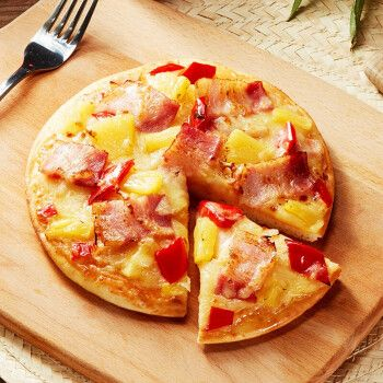 黑椒鸡块半成品食材 速冻食品 冷冻炸鸡 裹粉调理休闲食材 鸡肉披萨9